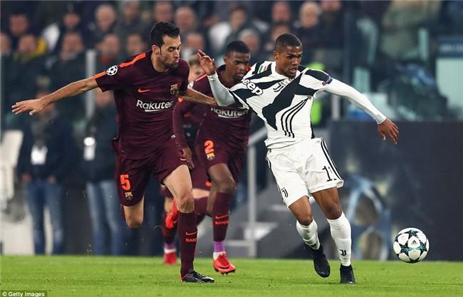 Hòa Barca, Juventus có nguy cơ bị loại ngay từ vòng bảng - Ảnh 3.