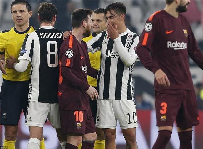 Hòa Barca, Juventus có nguy cơ bị loại ngay từ vòng bảng - Ảnh 9.