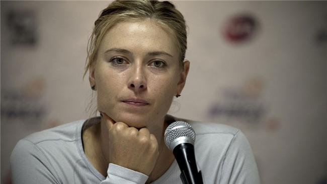 Sharapova,Maria Sharapova,Ấn Độ,tennis,quần vợt,doping,búp bê Nga