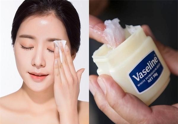 """Dùng Vaseline theo cách này, lỗ chân lông to mấy cũng se """"khít khìn khịt"""" chỉ trong 5 phút"""