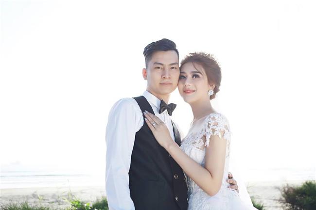 Ảnh cưới lãng mạn của mỹ nhân chuyển giới Lâm Khánh Chi và bạn trai kém 8 tuổi - Ảnh 2.