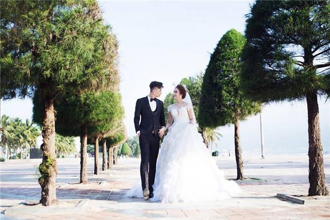 Ảnh cưới lãng mạn của mỹ nhân chuyển giới Lâm Khánh Chi và bạn trai kém 8 tuổi - Ảnh 5.