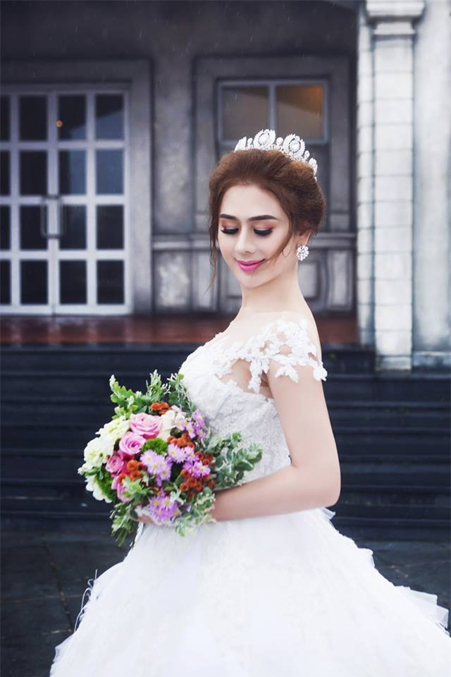 Ảnh cưới lãng mạn của mỹ nhân chuyển giới Lâm Khánh Chi và bạn trai kém 8 tuổi - Ảnh 6.