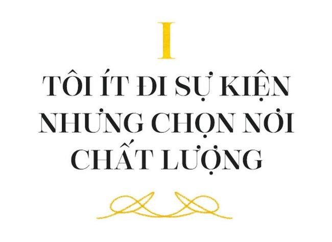 Hoa hậu Đỗ Mỹ Linh: Không cần đàn ông giàu, chỉ cần trưởng thành-1