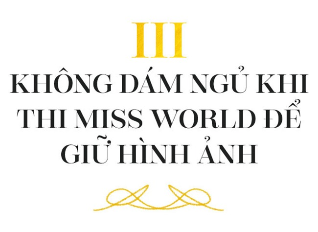 Hoa hậu Đỗ Mỹ Linh: Không cần đàn ông giàu, chỉ cần trưởng thành-9