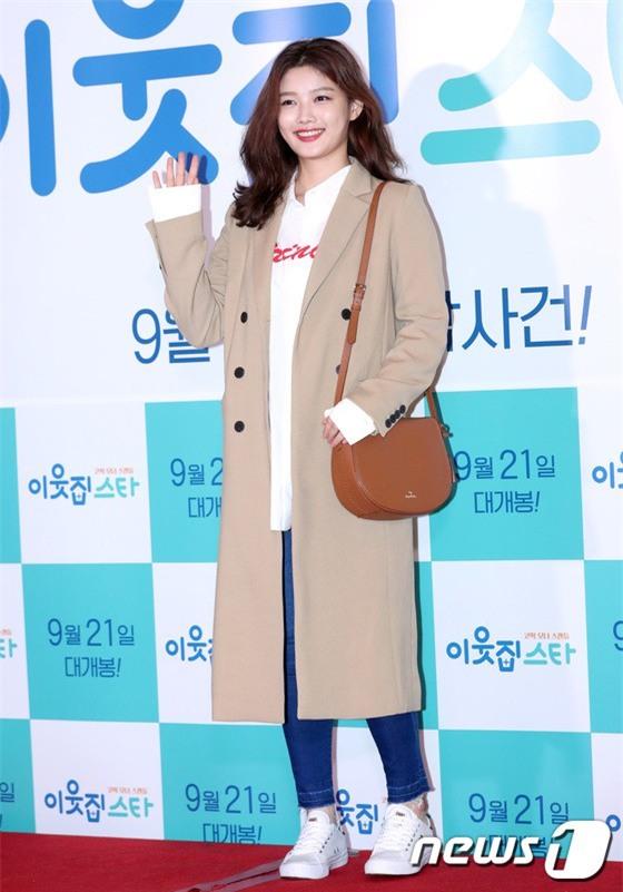 Áo khoác dáng dài năm nào cũng hot, nhưng để mặc đẹp và thật hợp mốt thì phải học tập các idol Hàn này - Ảnh 11.