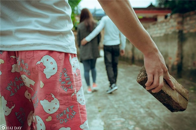 "chi em day song voi bo anh: ""la dan ong da kho, lay nham vo con kho hon"" - 5"