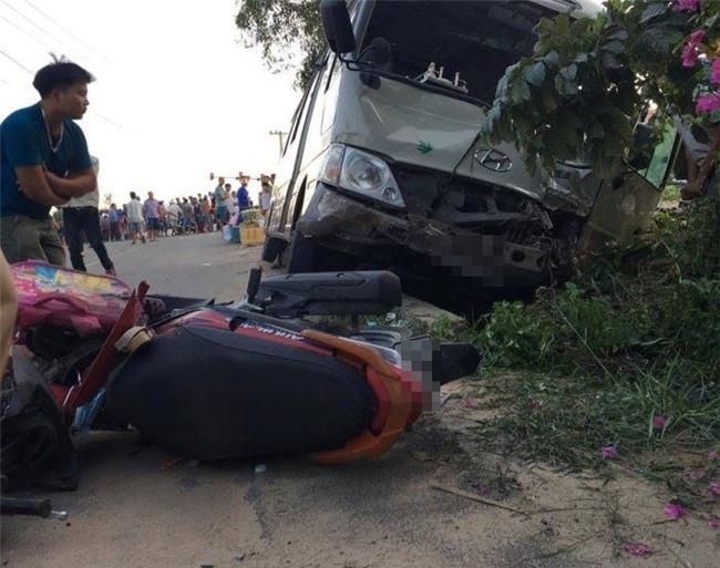 Vụ không khởi tố tai nạn khiến 2 bé gái tử vong: Nhân chứng thoát chết khẳng định tài xế lái xe ẩu, không phải do mất phanh - Ảnh 1.