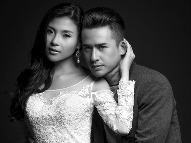 Những cặp đôi Việt có tướng phu thê như sinh ra để dành cho nhau - Ảnh 3.