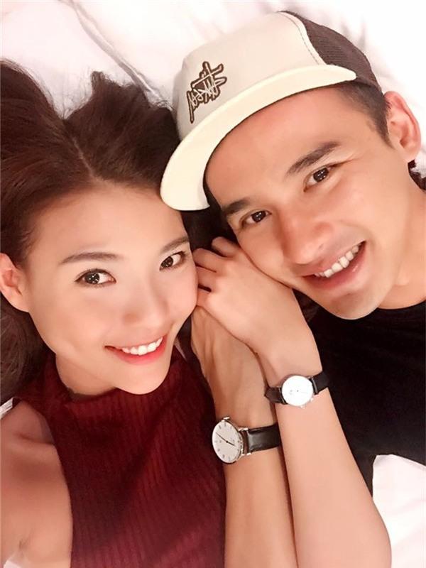 Những cặp đôi Việt có tướng phu thê như sinh ra để dành cho nhau - Ảnh 4.