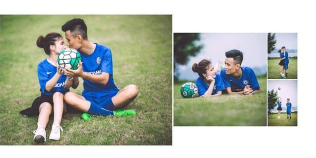 Thiệp cưới của cặp đôi cuồng Chelsea gây tò mò vì như vé xem bóng đá  - Ảnh 5.