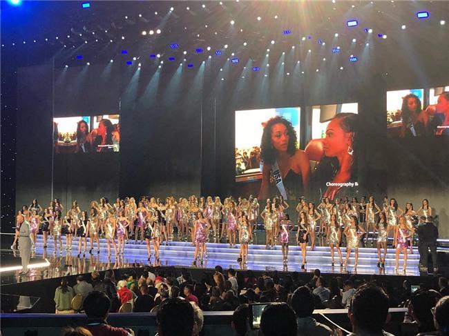 Người đẹp Nam Phi xuất sắc đăng quang Hoa hậu Hoàn vũ Thế giới 2017-1