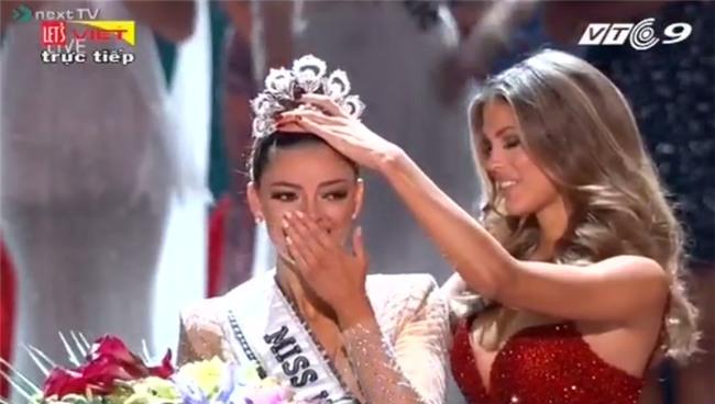 Đại diện Nam Phi xuất sắc đăng quang Miss Universe 2017-1