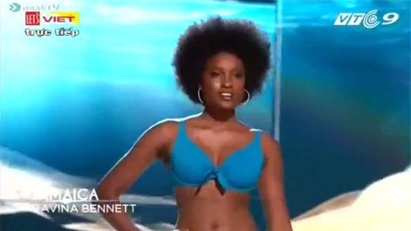 Top 16 người đẹp nhất khoe vẻ bốc lửa trong phần thi bikini-2