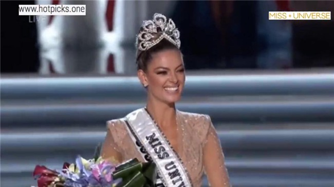 Đại diện Nam Phi xuất sắc đăng quang Miss Universe 2017-2