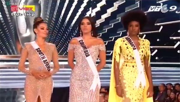 Top 3 Hoa hậu Hoàn vũ 2017 lộ diện-1