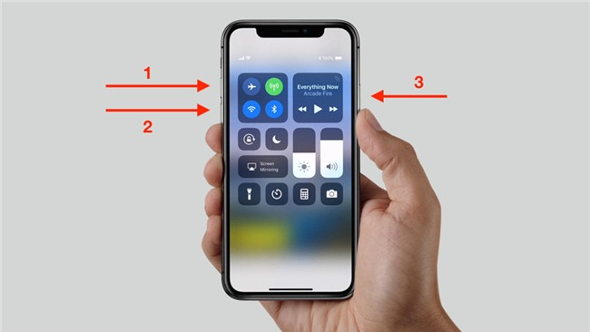 Nhung meo hay nguoi dung iPhone X can biet hinh anh 1