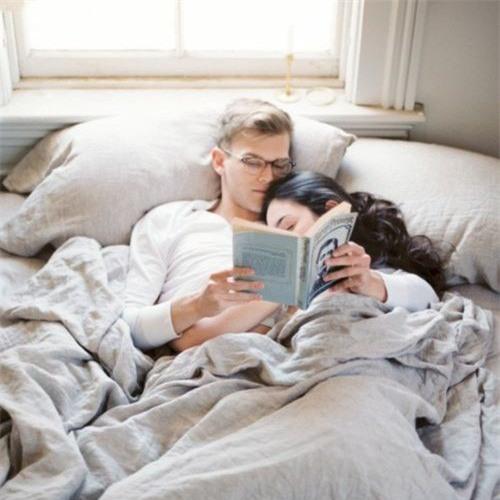 Lời tự thú thật như đếm từ cặp đôi khẳng định hạnh phúc dù nói không với chuyện ấy - Ảnh 2.