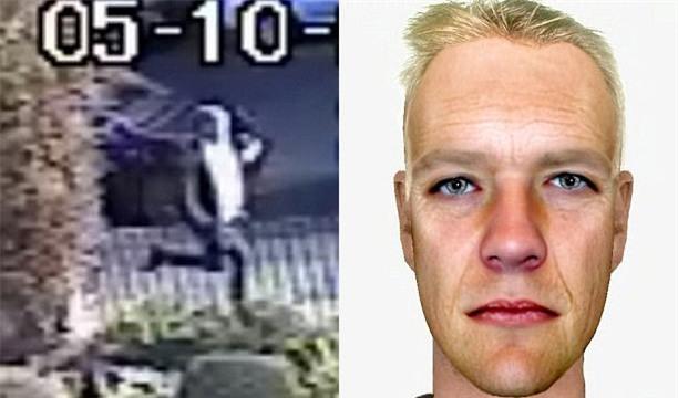 Cảnh sát Anh ráo riết truy lùng tên biến thái quấy rối tình dục liên hoàn 7 bé gái từ 11 đến 13 tuổi - Ảnh 1.