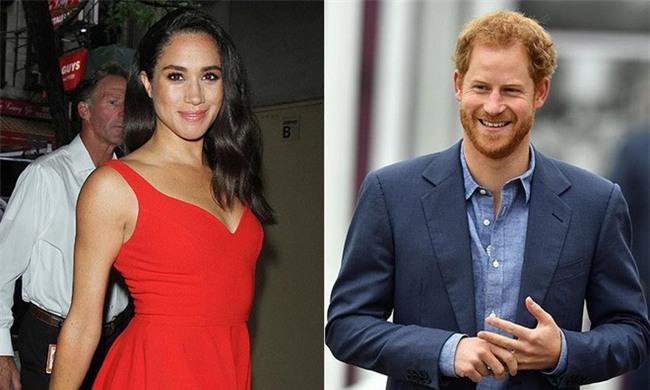 """Điểm lại những khoảnh khắc """"lịch sử"""" của mối tình cổ tích giữa hoàng tử Harry và hôn thê Meghan Markle - Ảnh 2."""