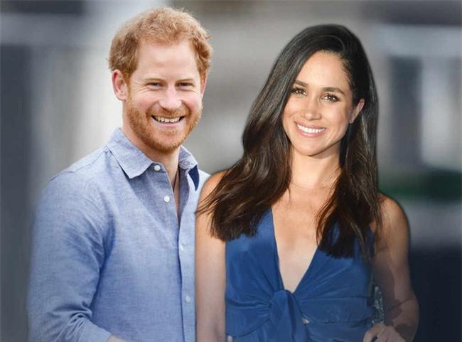 """Điểm lại những khoảnh khắc """"lịch sử"""" của mối tình cổ tích giữa hoàng tử Harry và hôn thê Meghan Markle - Ảnh 4."""