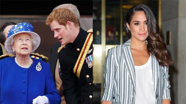 """Điểm lại những khoảnh khắc """"lịch sử"""" của mối tình cổ tích giữa hoàng tử Harry và hôn thê Meghan Markle - Ảnh 7."""