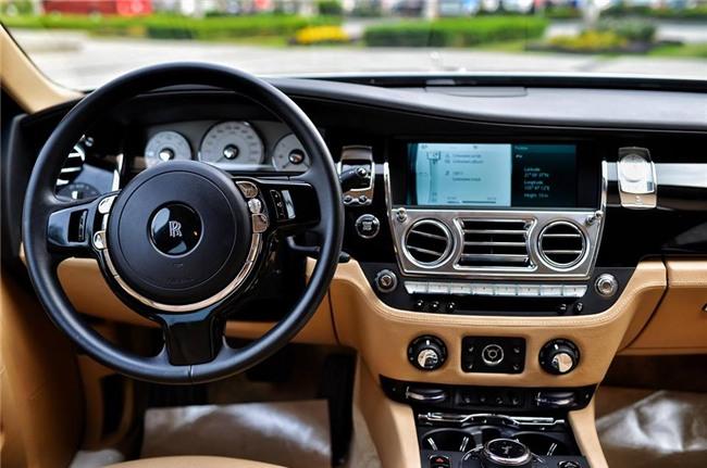 xe siêu sang cũ,thuế tiêu thụ đặc biệt,xe siêu sang,xe sang,kinh doanh xe cũ,Rolls Royce Ghost