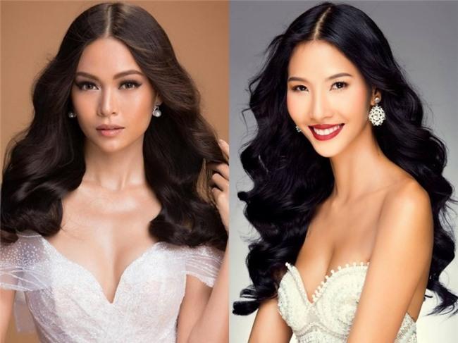 Hoa hậu hoàn vũ 2017: Hoàng Thùy dẫn đầu bảng xếp hạng trực tuyến, gấp 6 lần Mâu Thủy về lượt vote - Ảnh 2.