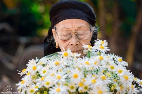 Bộ ảnh cúc họa mi 'phiên bản' bà ngoại khiến người ta phải mỉm cười ngay lập tức! - Ảnh 2.