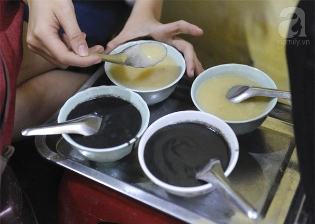 Bánh trôi tàu nhà bác Phạm Bằng mở lại: Đúng vị xưa và đã giảm ngọt hơn trước - Ảnh 13.