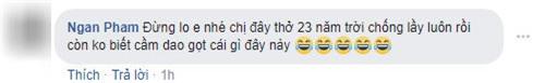 """""""cong tu"""" 19 nam de me got hoa qua, lan dau khoe cam dao got hong bi che """"sap mat"""" - 2"""