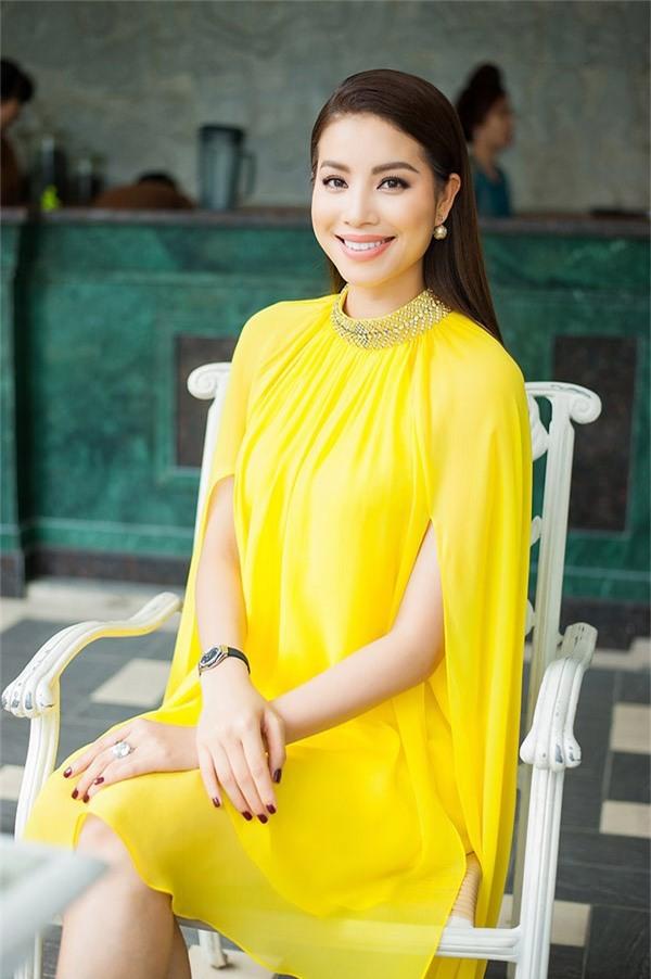 Phạm Hương và 3 phong cách hoàn toàn khác nhau từ The Face, Hoa hậu hoàn vũ 2017 đến The Look - Ảnh 12.