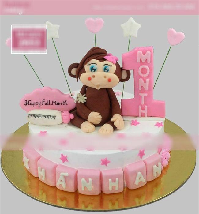 Bỏ 350 nghìn mua bánh sinh nhật hình khỉ, mẹ trẻ giận tím người nhận về chiếc bánh hình trâu khỏa thân - Ảnh 2.