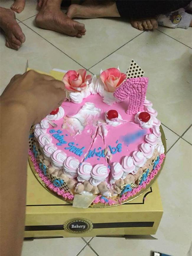 Bỏ 350 nghìn mua bánh sinh nhật hình khỉ, mẹ trẻ giận tím người nhận về chiếc bánh hình trâu khỏa thân - Ảnh 5.