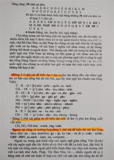 Bộ Giáo dục lên tiếng việc đề xuất Tiếq Việt gây sốc dư luận