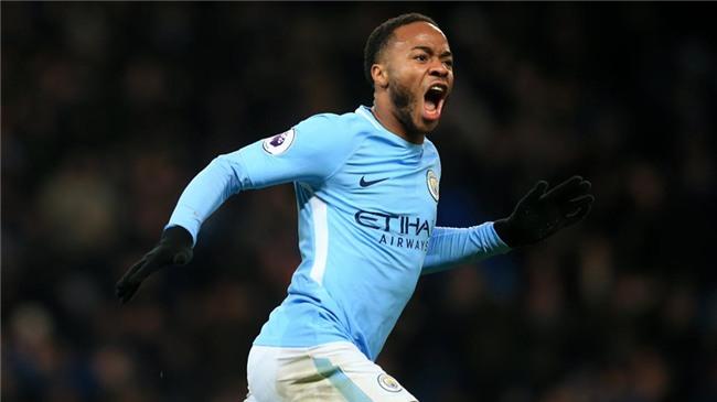 Sterling ghi ban phut 90+6, Man City lap ky luc Premier League hinh anh 13