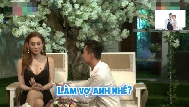 6 tháng sống chung, Lâm Khánh Chi vẫn rơi nước mắt khi ông xã quỳ gối cầu hôn-3