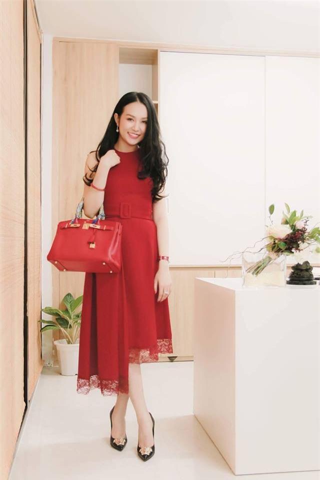 Hương Baby vợ Tuấn Hưng tâm sự về thanh xuân chỉ để dành cho chồng và sinh con, ngày càng xinh đẹp quyến rũ - Ảnh 7.