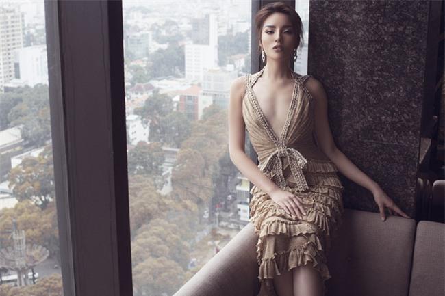 Tung bộ ảnh mới, Kỳ Duyên vô tình tạo nên màn tranh đấu váy áo với cả Tóc Tiên và Hari Won - Ảnh 7.