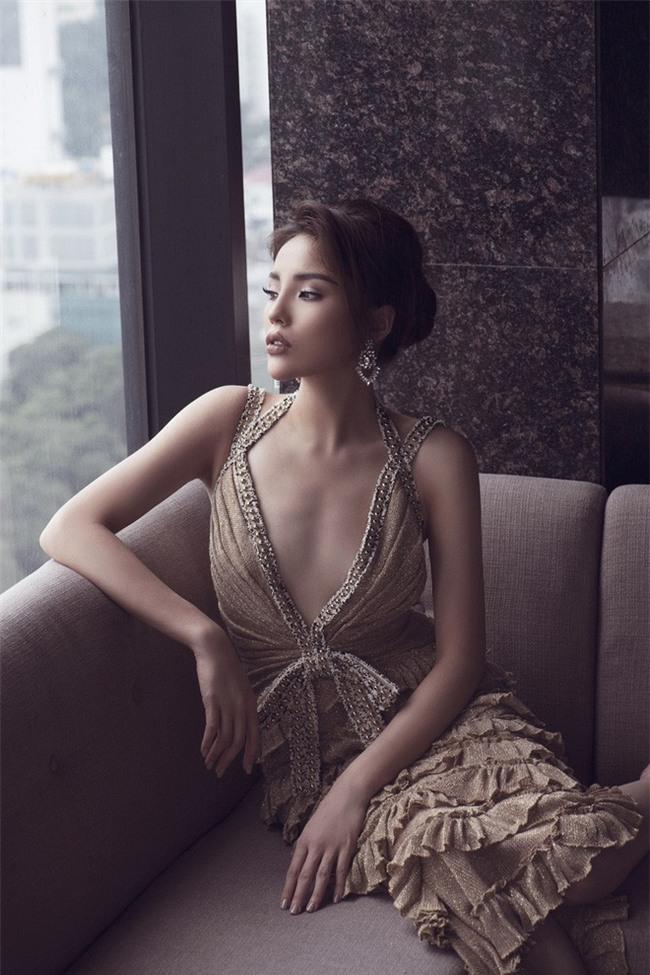 Tung bộ ảnh mới, Kỳ Duyên vô tình tạo nên màn tranh đấu váy áo với cả Tóc Tiên và Hari Won - Ảnh 8.