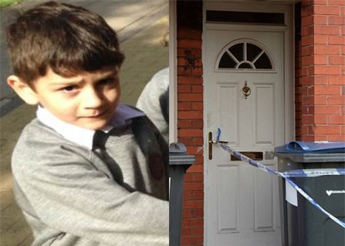 Cậu bé 7 tuổi bị nhốt ngoài trời lạnh cóng đến chết, mọi nghi ngờ của cảnh sát đều đổ dồn về người mẹ - Ảnh 1.