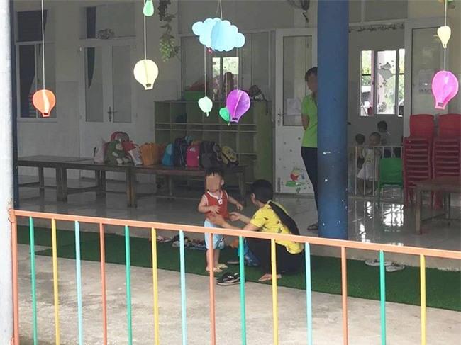 """Phụ huynh gửi con tại nhóm trẻ ở Bình Dương của chủ cơ sở Mầm Xanh: """"Tôi rất an tâm khi gửi con ở đây"""" - Ảnh 5."""