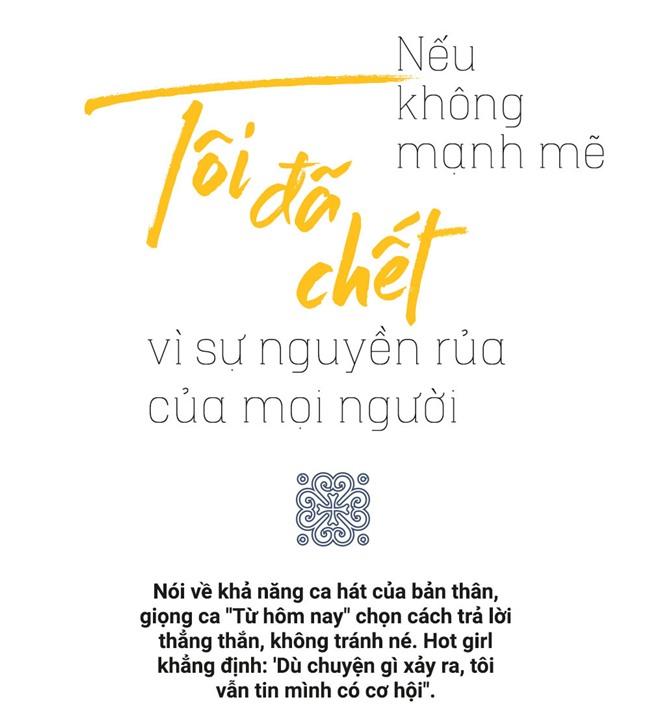 Chi Pu: Nếu nghĩ mình hát thảm họa tôi đã không trở thành ca sĩ
