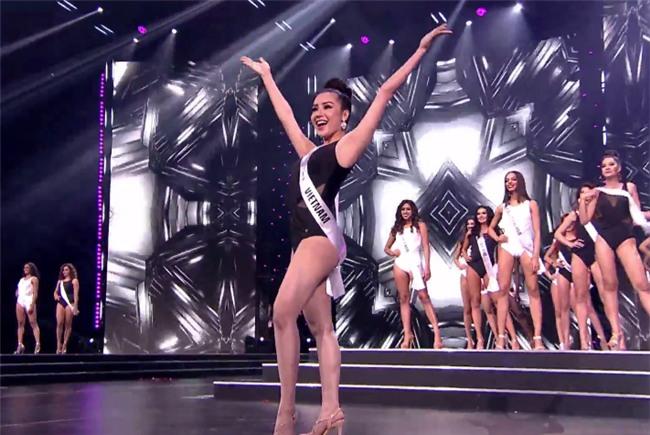 Đi thi trễ 10 ngày, Khánh Phương vẫn lọt top 25 Miss Supranational nhờ pha cứu thua của khán giả-2