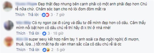 "cuoi te ghe voi goi y mac do di an cuoi nguoi cu khien co dau, chu re ""choang vang"" - 3"