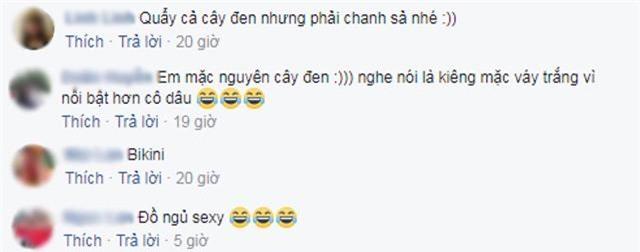 "cuoi te ghe voi goi y mac do di an cuoi nguoi cu khien co dau, chu re ""choang vang"" - 4"