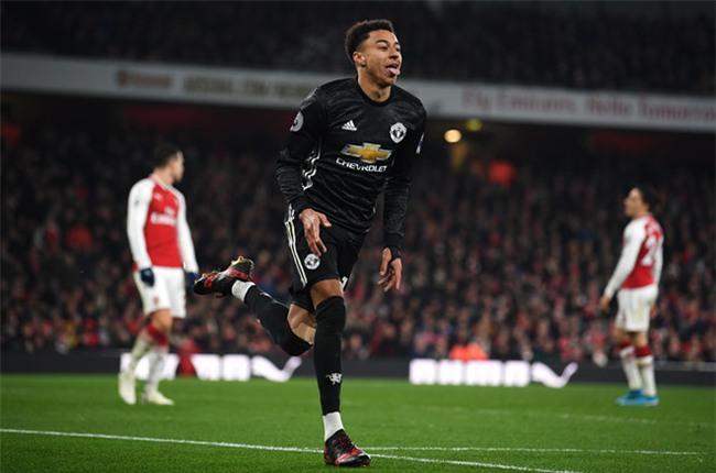 Lingard lap cu dup giup Man Utd nhan chim Arsenal tai Emirates hinh anh 2