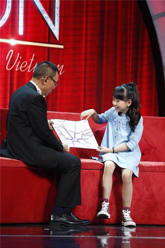 Mặt trời bé con: Cô bé 10 tuổi khởi nghiệp bằng việc bán chè bưởi khiến khán giả ngỡ ngàng - Ảnh 2.