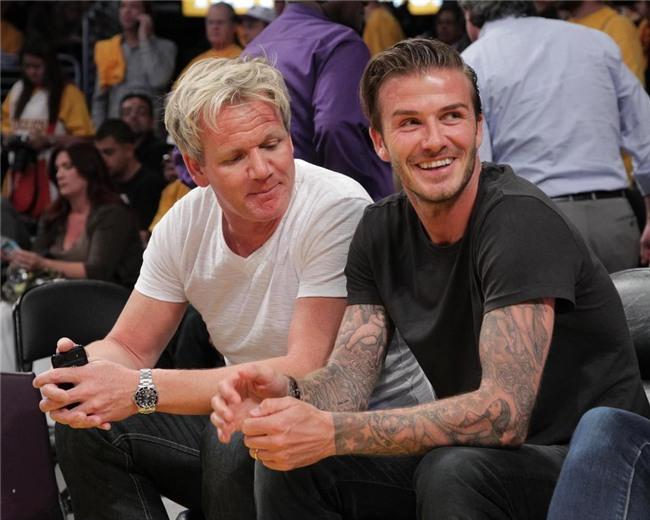 Beckham, Messi, Giggs... mở nhà hàng, fan đánh giá thế nào? - Ảnh 4.