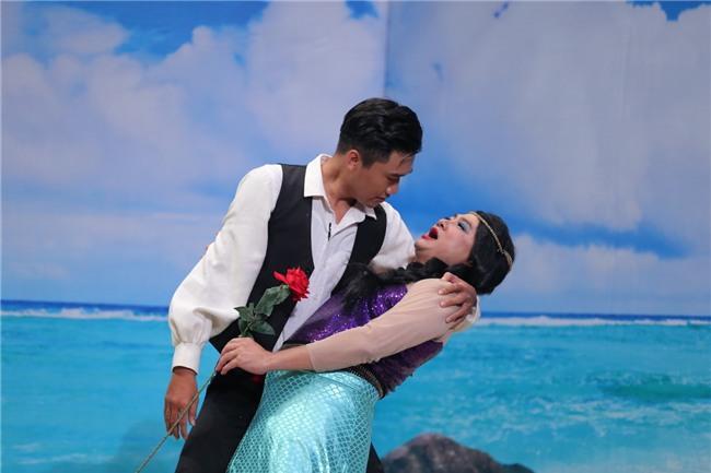 Danh hài Hoài Linh bất ngờ tuyên bố yêu thầm Trung Dân-4